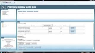 установка программы Proteus 8, добавление C компилятора