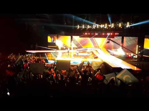Turkvision 2015 Final - Turkey - Görkem Durmaz - Hırçın Sular