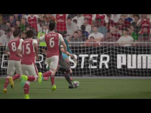 FIFA 17 Gameplay The Journey #5 (Liverpool)