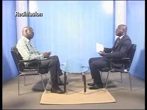 Salif Diallo 1er Vice President du MPP sur Canal 3