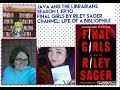 Java and the Librarians Ep: 10. Final Girls by Riley Sager