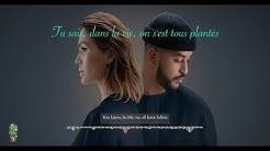Ça va, ça vient - Vitaa /Slimane (Lyrics with English Subtitles) Clean Sound