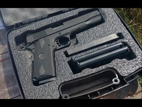 The ROCK Standard FS - 9mm: An Affordable 9mm 1911