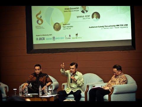 Seminar Menggagas Kepemimpinan Indonesia Masa Depan - FEB UGM - Part 01
