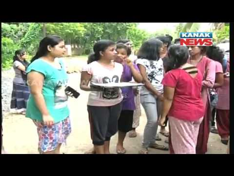 Commotion Over Worms & Flies In Food In BJB College Hostel