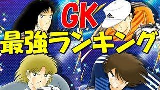 【たたかえドリームチーム】実況#543 2018年版 最強GKランキング!【Captaintsubasa Dream Team】