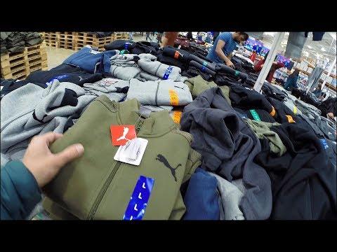 Жизнь в Америке, Ассортимент и Цены Одежды в Маркете Costco 2017