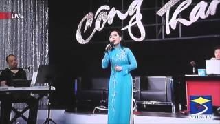 MỸ PHƯƠNG PHẠM - CHUYỆN TÌNH QUÁN BÊN HỒ (Nhạc sĩ Thanh Sơn)-