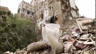 Saudi-led warplanes hit UNESCO-listed old Sanaa