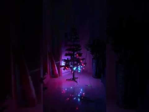 Musical Christmas Tree.....