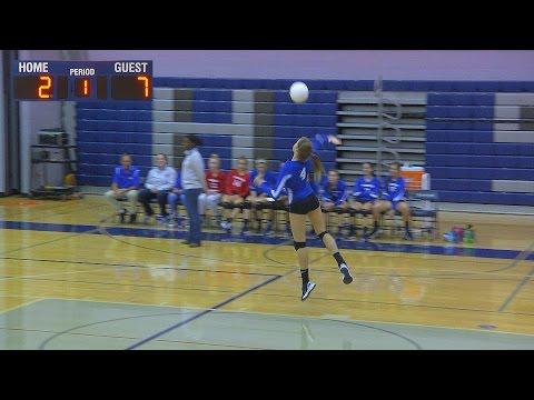 Varsity Volleyball: Fairfax at Washington-Lee 2016
