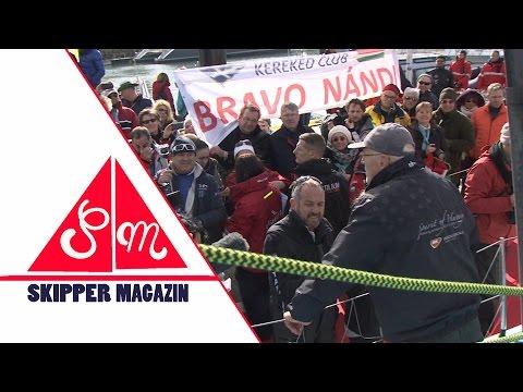 Megérkezett Fa Nándor - Skipper Magazin - m4Sport