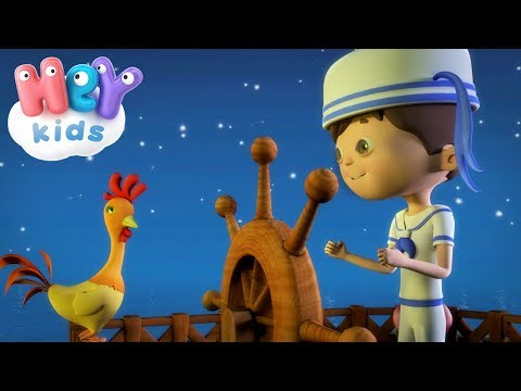 El Marinero Baila - Musica Infantil para bailar | HeyKids