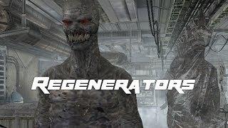 Resident Evil 4 - Regenerator monsters