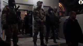 Война в Украине, Краматорск, 2014 год. Захват отдела МВД