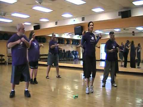 The Main Place -- Wellness Week, Recovery Month Line Dance