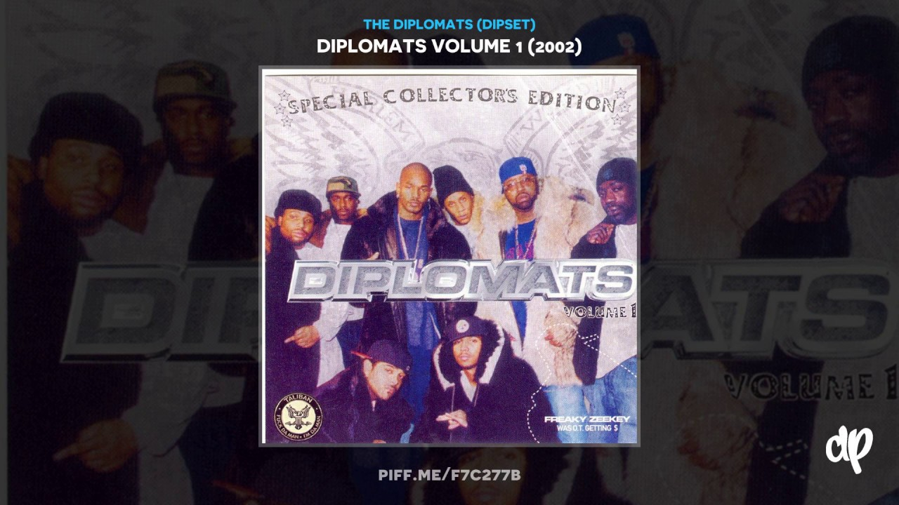 Dipset -  Dial M For Murda (Remix) (Feat. Ja Rule) Diplomats Volume 1 (2002)