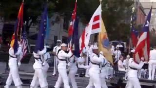 The  Navy Band At The Navy Memorial -  Washington DC -    8/2/2016.