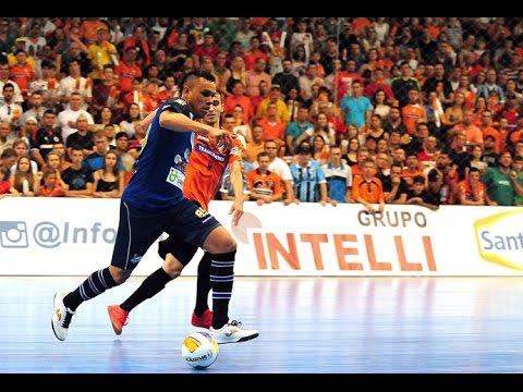 Orlândia 1 (3) x 5 (5) Carlos Barbosa | 2⁰ Jogo - Final LNF 2015 (HD) | 29/11/15