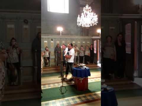 Krstenje Srdjan Stojin Srpski Itebej