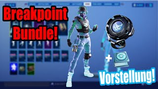 Fortnite Breakpoint Challenge Pack! | Breakpoint Skin Presentation! | Fortnite Battle Royale