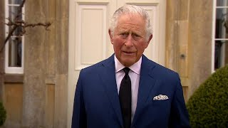 video: 'My dear Papa was a very special person': Prince Charles pays touching tribute to Prince Philip