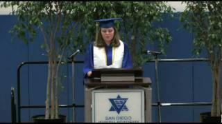 Ali Viterbi - Graduation Speech - Class of 2010