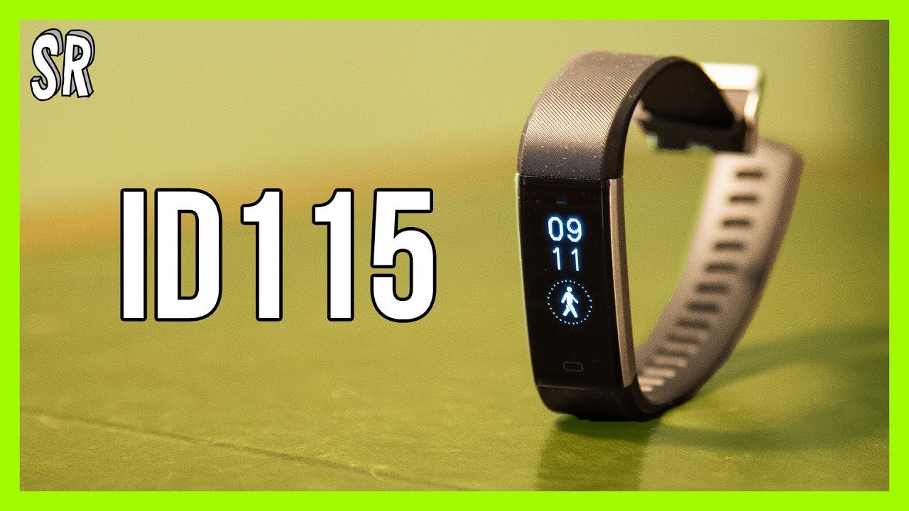 ID115 HR Plus | Cheap Fitness Tracker | Review