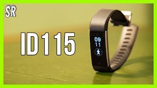iD115 HR Plus  Cheap Fitness Tracker  Review