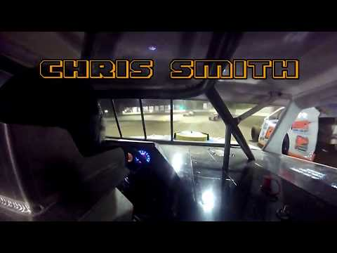 In Car Cam Of Chris Smith at Highland Speedway 6-16-18