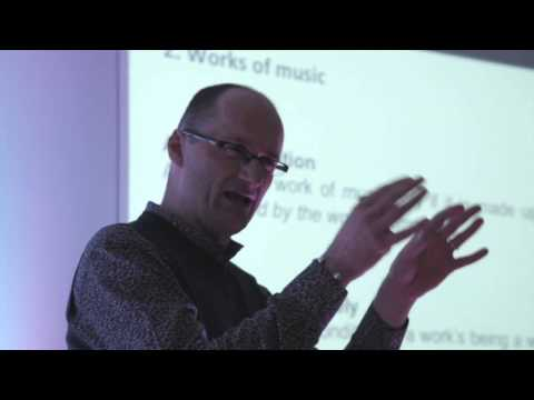 Is John Cages 433 music?: Prof Julian Dodd at TEDxUniversityOfManchester
