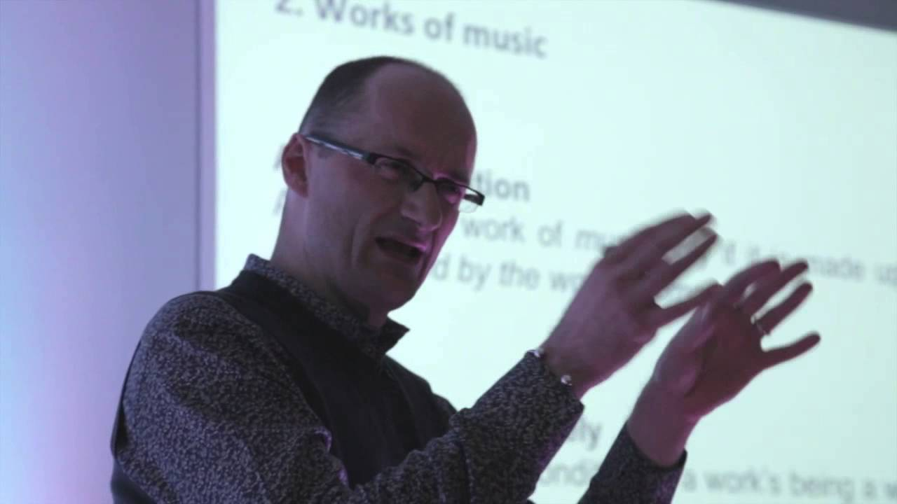 Is John Cage's 4'33'' music: Prof. Julian Dodd at TEDxUniversityOfManchester