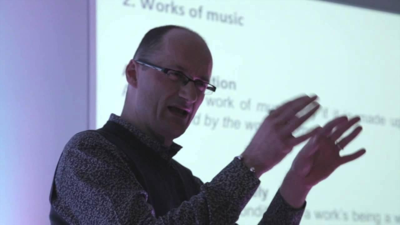 Is John Cage's 4'33'' music: Prof. Julian Dodd at TEDxUniversityOfManchester