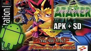 Video Yu-Gi-Oh! Forbidden Memories [APK+ SD] Android download MP3, 3GP, MP4, WEBM, AVI, FLV Juli 2018