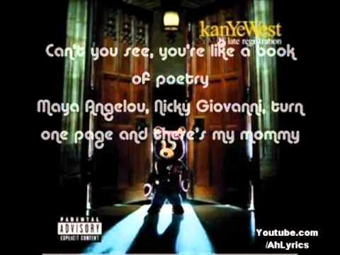 Kayne West- Hey Mama lyrics