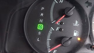 Причины большого расхода топлива на Mazda Demio