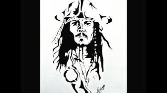 f7d661caa28e4 Stencil Art - YouTube