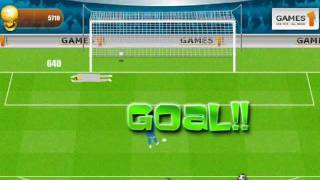 World Cup 2010 Penalty Shootout Game