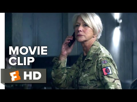 Eye in the Sky Movie   Expanding Rules of Engagement 2016  Helen Mirren Movie HD
