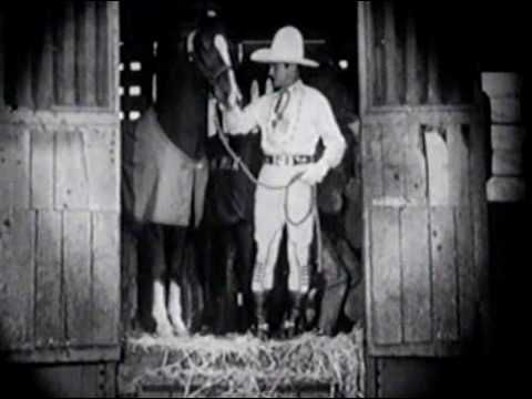 WESTERN COWBOY STAR  -  TOM MIX    -   BIOGRAPHY