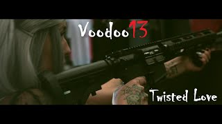 "Voodoo13 ""Twisted Love"" Official Music Video"