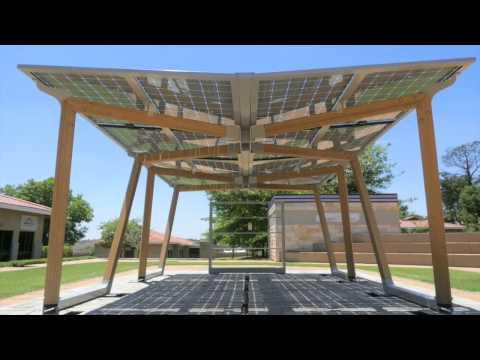 SUNWORX Solar Carport