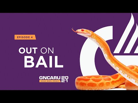 """"""" Out On Bail """" 