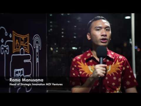 Trend Startup 2017 - Rama Manusama. Head of Strategic MDI Ventures