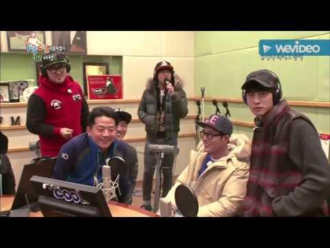 2 Days & 1 Night - Tae Hyun singing 'Two Lane-Bridge'