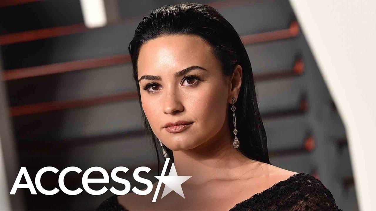 Demi Lovato Reveals 'I Lost My Virginity In A Rape' At 15