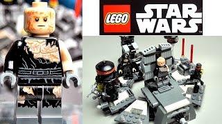Lego Star Wars 75183 Трансформация Дарта Вейдера Обзор набора Лего Звёздные войны 2017 года