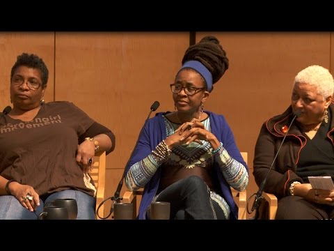 Nalo Hopkinson, Nnedi Okorafor & Jewelle Gomez, Black Comix at SF Library