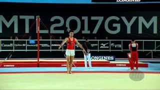 ALEKSANDROV Yordan (BUL) - 2017 Artistic Worlds, Montréal (CAN) - Qualifications Floor Exercise