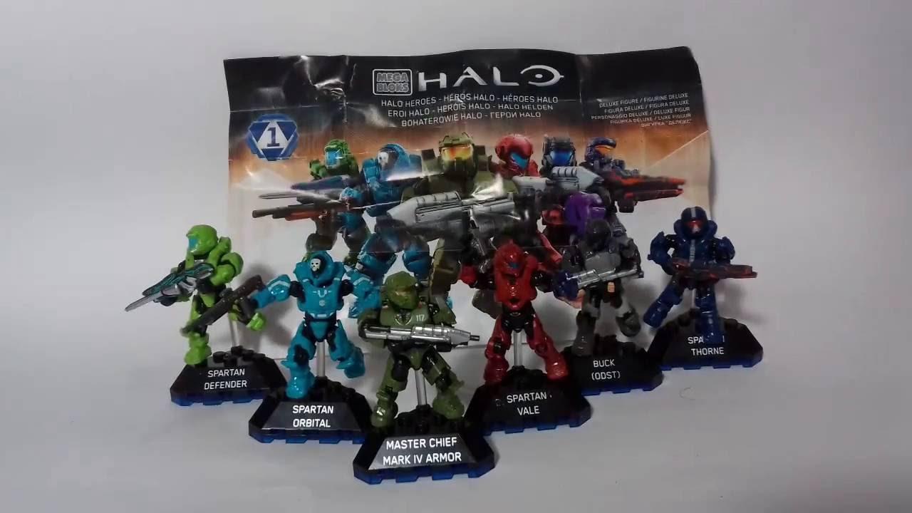 """Halo-Action Personaggio Spartan Buck 6/"""""""